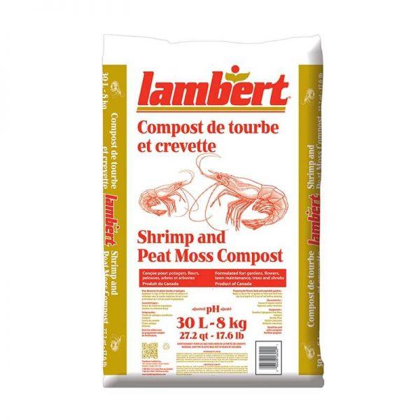 Compost de crevette