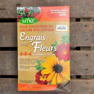 engrais pour fleurs