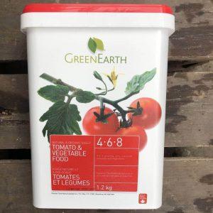 Engrais pour tomates