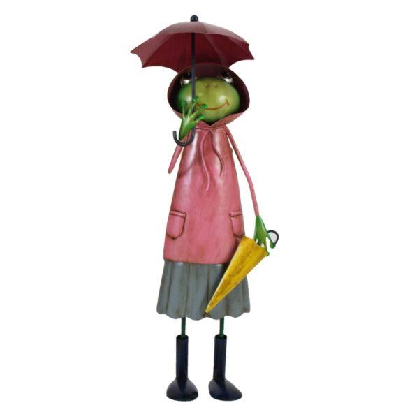 Figurine grenouille