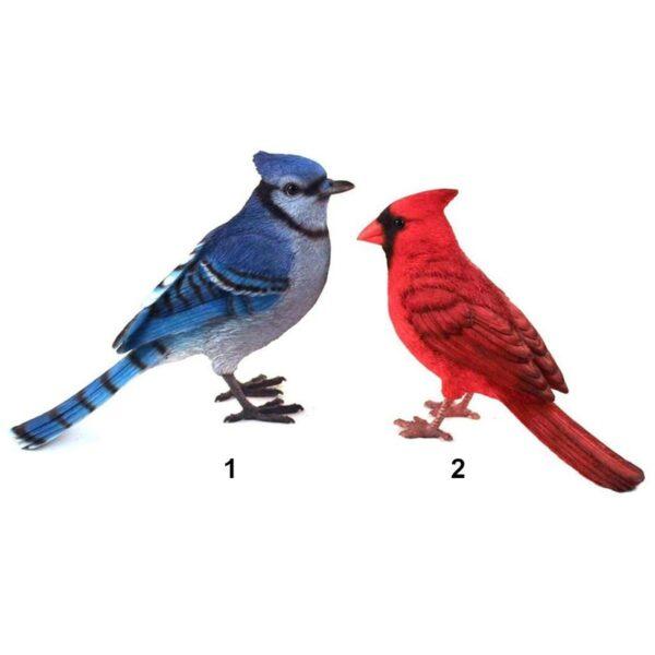 Figurine oiseaux